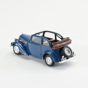 Škoda Rapid 1.4 SV (1936) Cesta okolo sveta za 97 dní