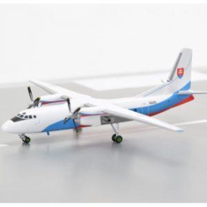 Antonov AN-24V Vzdušné sily Slovenskej republiky