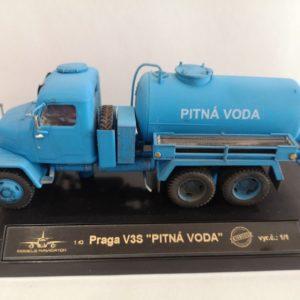 """Praga V3S cisterna """" PITNÁ VODA"""""""